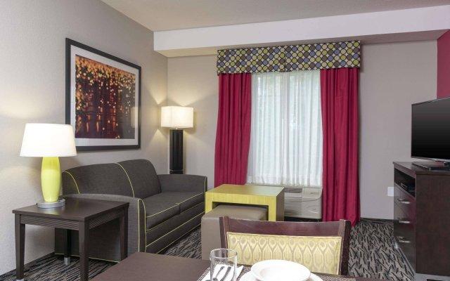 Отель Homewood Suites By Hilton Columbus Polaris Oh Колумбус комната для гостей