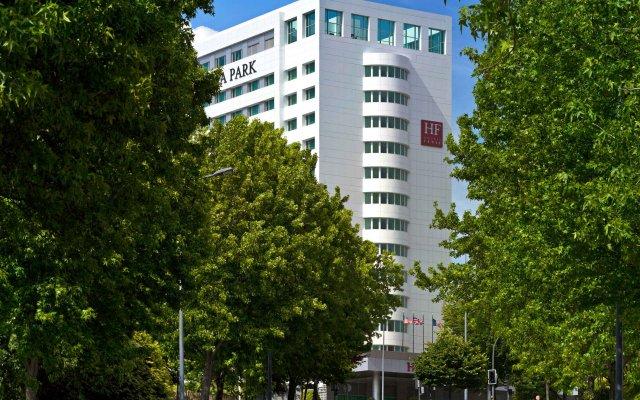 Отель Hf Ipanema Park Порту вид на фасад