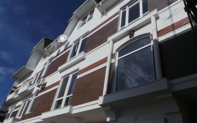 Гостиница Guest House Mykonos вид на фасад
