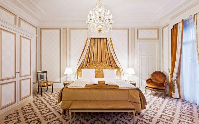 Отель Metropole Брюссель комната для гостей