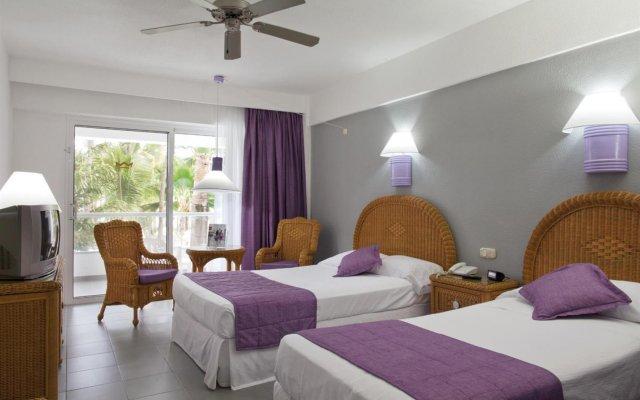 Отель Riu Naiboa All Inclusive Доминикана, Пунта Кана - 1 отзыв об отеле, цены и фото номеров - забронировать отель Riu Naiboa All Inclusive онлайн комната для гостей