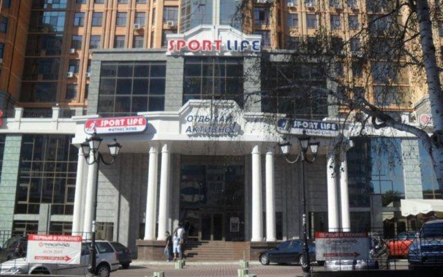 Апартаменты Arcadia City Apartments Одесса вид на фасад