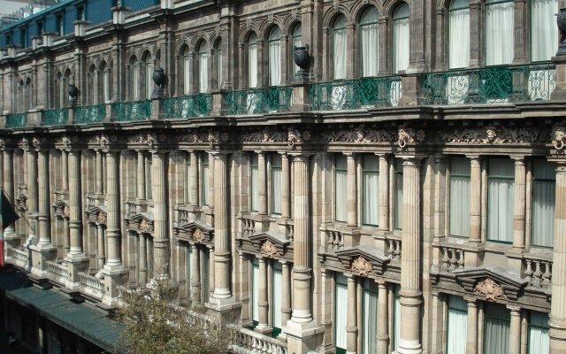 Gran Hotel Ciudad de Mexico вид на фасад