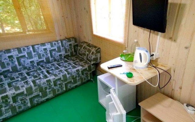 Гостиница Domiki u Morya в Анапе отзывы, цены и фото номеров - забронировать гостиницу Domiki u Morya онлайн Анапа комната для гостей