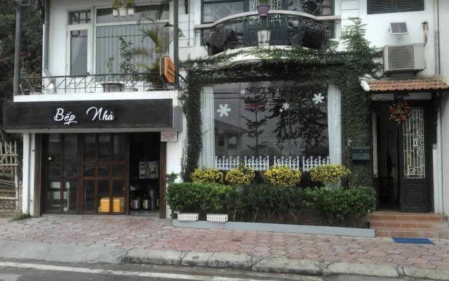 Отель Bandb Today Hanoi Ханой вид на фасад