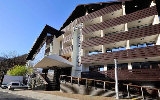 Гостиница Villa Adriano вид на фасад