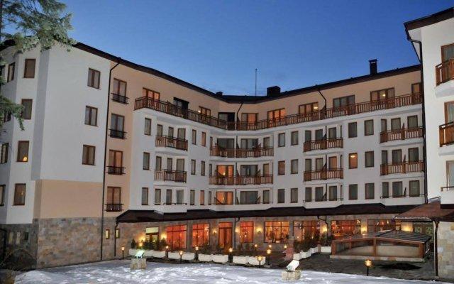Отель Villa Park Болгария, Боровец - отзывы, цены и фото номеров - забронировать отель Villa Park онлайн вид на фасад