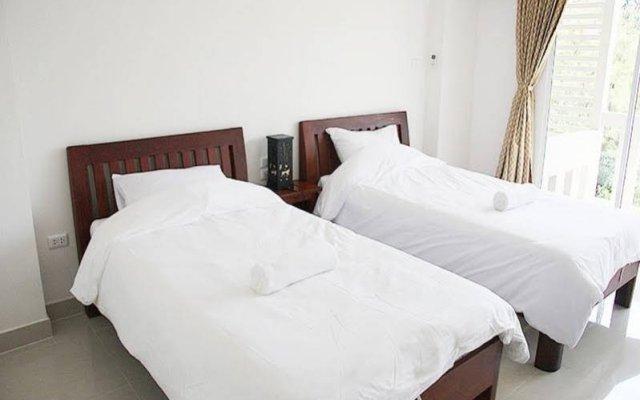 Отель Kacha Jomtien Residence комната для гостей