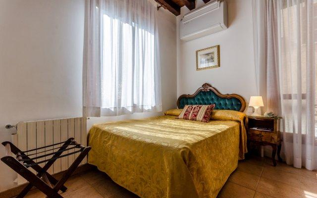 Hotel Ariel Silva Венеция комната для гостей