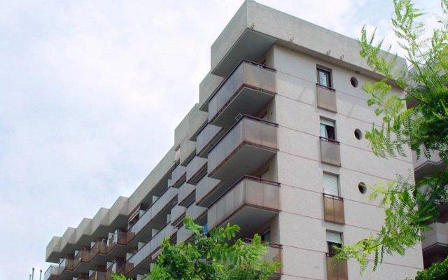 Отель Inter Apartments Испания, Салоу - отзывы, цены и фото номеров - забронировать отель Inter Apartments онлайн вид на фасад