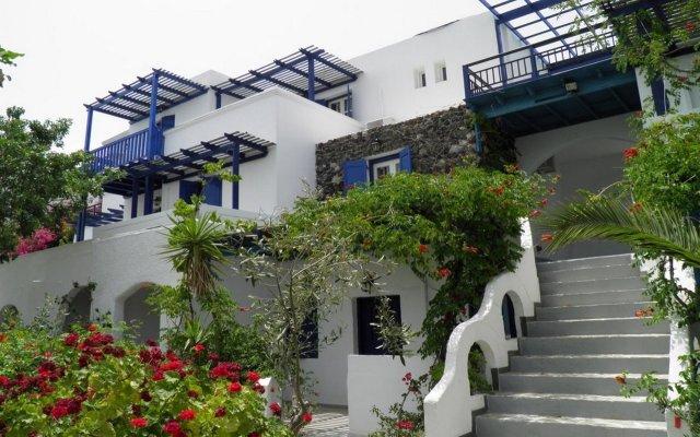 Отель Rivari Hotel Греция, Остров Санторини - отзывы, цены и фото номеров - забронировать отель Rivari Hotel онлайн вид на фасад