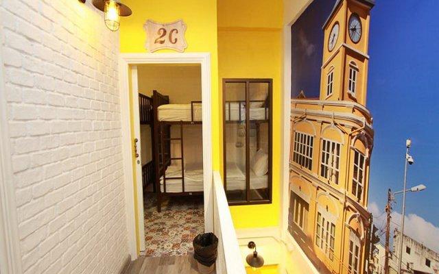Sino Hostel Kata вид на фасад