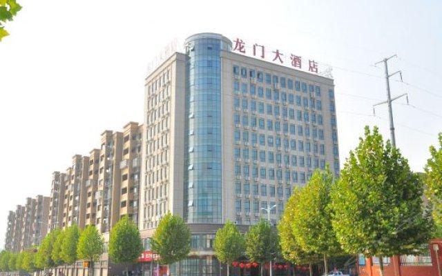 Longmen Hotel вид на фасад