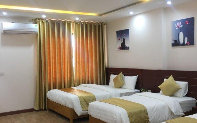 Rainbow Sa Pa Hostel Шапа комната для гостей
