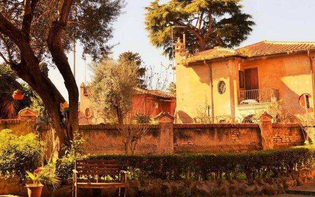 Отель We Love IT Италия, Рим - отзывы, цены и фото номеров - забронировать отель We Love IT онлайн вид на фасад