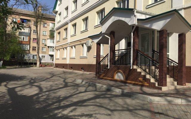 Гостиница Каравелла вид на фасад