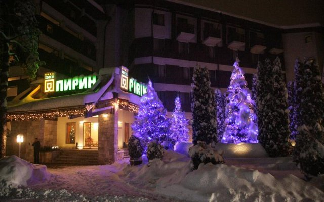Hotel Pirin вид на фасад
