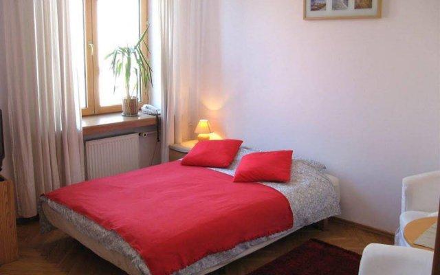 Апартаменты Warsaw Best Apartments Warecka комната для гостей