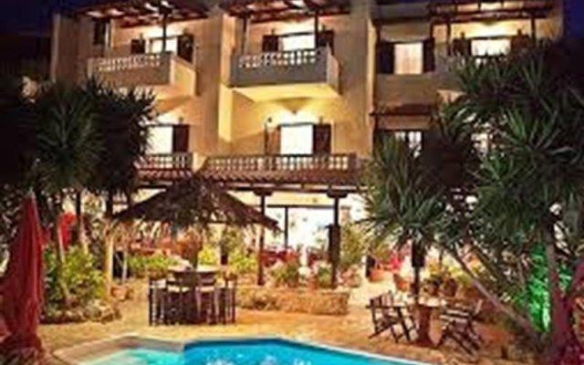 Отель Vasilaras Apartment I Греция, Агистри - отзывы, цены и фото номеров - забронировать отель Vasilaras Apartment I онлайн
