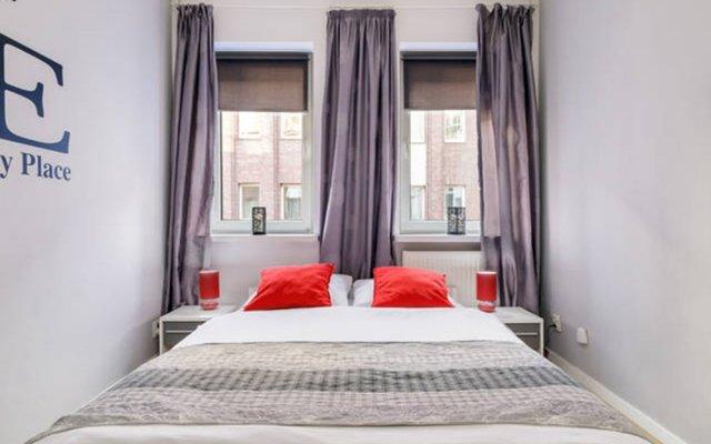 Апартаменты Apartment Grafitowy - Homely Place Познань вид на фасад