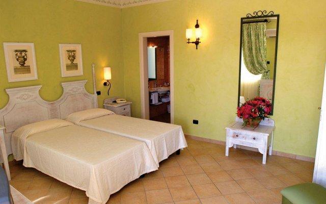 Hotel Club Le Castella Изола-ди-Капо-Риццуто комната для гостей
