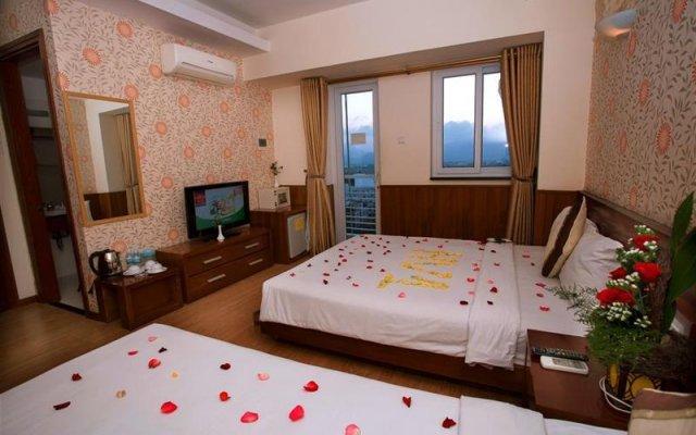 Отель Golden Rain Вьетнам, Нячанг - 8 отзывов об отеле, цены и фото номеров - забронировать отель Golden Rain онлайн комната для гостей