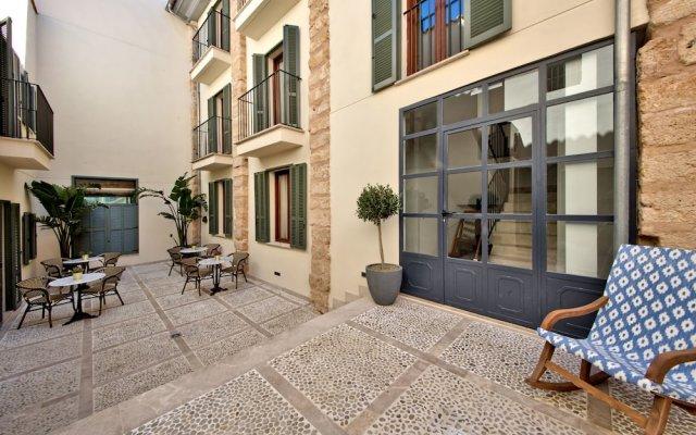 Отель Palma Old Town - Turismo de Interior Испания, Пальма-де-Майорка - отзывы, цены и фото номеров - забронировать отель Palma Old Town - Turismo de Interior онлайн вид на фасад