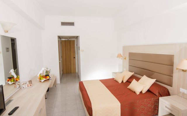 Отель Belair Beach Греция, Родос - 1 отзыв об отеле, цены и фото номеров - забронировать отель Belair Beach онлайн комната для гостей