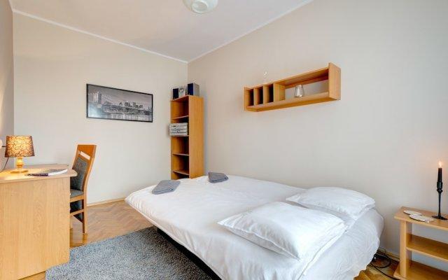 Апартаменты Elite Apartments City Center Podwale комната для гостей