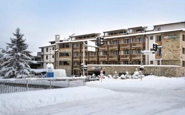 Отель Mura Hotel Болгария, Банско - отзывы, цены и фото номеров - забронировать отель Mura Hotel онлайн вид на фасад