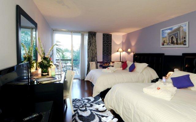 Отель Royal Mirage Fes Марокко, Фес - отзывы, цены и фото номеров - забронировать отель Royal Mirage Fes онлайн комната для гостей