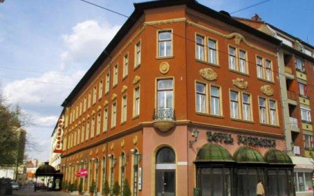 Отель Pannonia Венгрия, Силвашварад - отзывы, цены и фото номеров - забронировать отель Pannonia онлайн вид на фасад
