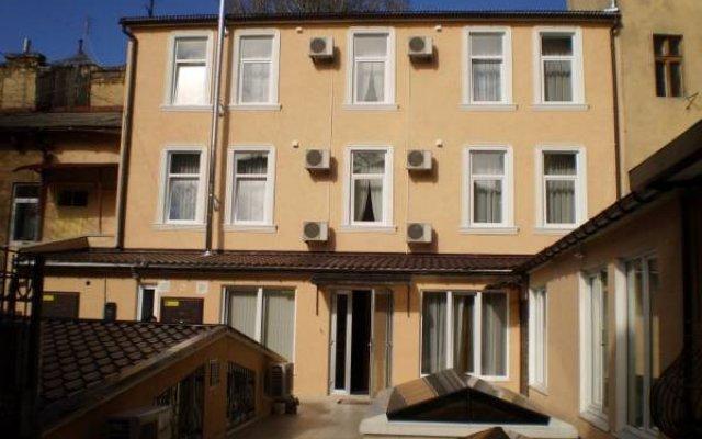 Гостиница Атриум вид на фасад