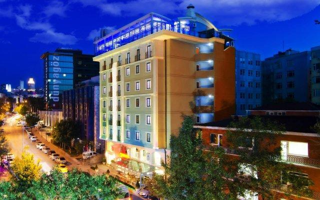 Midas Hotel Турция, Анкара - отзывы, цены и фото номеров - забронировать отель Midas Hotel онлайн вид на фасад