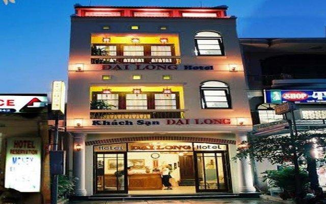 Dai Long Hotel вид на фасад