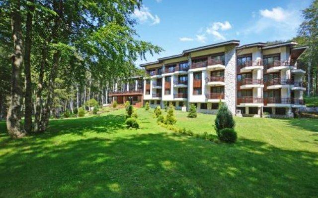 Отель Edelweiss Болгария, Казанлак - отзывы, цены и фото номеров - забронировать отель Edelweiss онлайн вид на фасад