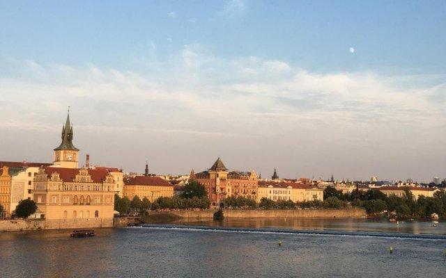 Prague City Hall Apartment