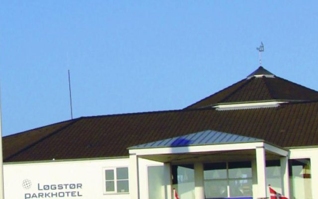 Отель Løgstør Parkhotel вид на фасад