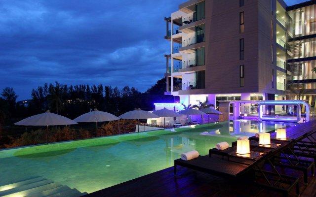 Отель Absolute Twin Sands Resort & Spa вид на фасад
