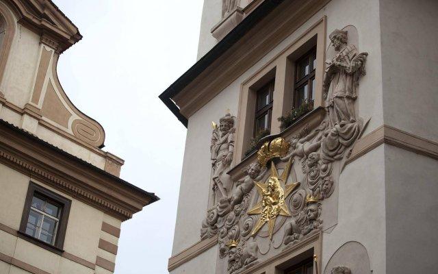 Отель Aurus Чехия, Прага - 6 отзывов об отеле, цены и фото номеров - забронировать отель Aurus онлайн вид на фасад