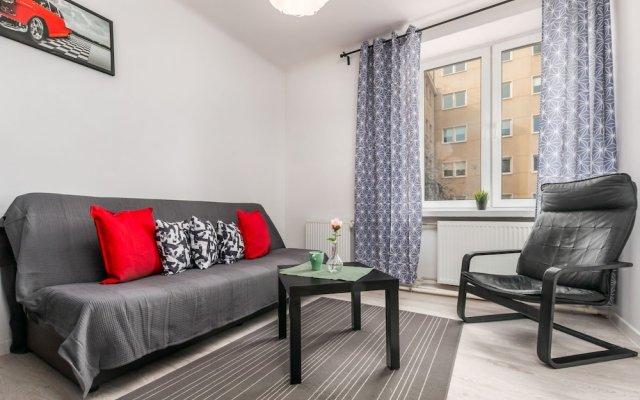 Отель Little Home - Henry Польша, Варшава - отзывы, цены и фото номеров - забронировать отель Little Home - Henry онлайн комната для гостей