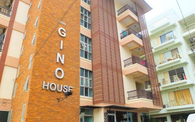 Отель Gino House вид на фасад