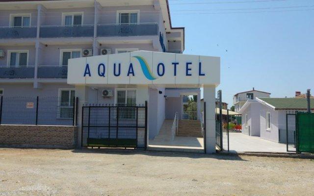 Geyikli Aqua Otel Турция, Тевфикие - отзывы, цены и фото номеров - забронировать отель Geyikli Aqua Otel онлайн вид на фасад
