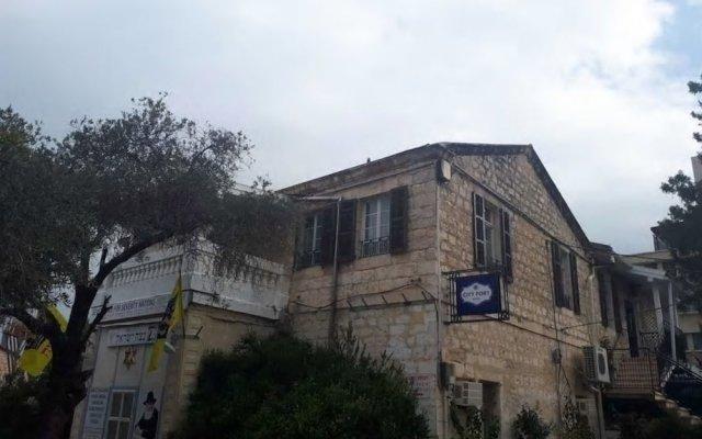 City Port Hotel Израиль, Хайфа - отзывы, цены и фото номеров - забронировать отель City Port Hotel онлайн вид на фасад