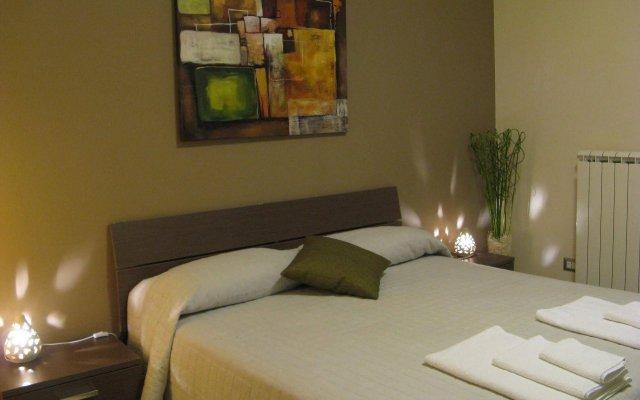 Отель B&B Li Figuli Лечче комната для гостей