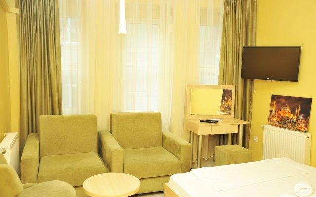 Апартаменты Sarajevo Taksim Apartments комната для гостей