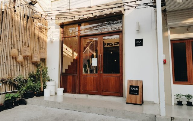 Отель LITA Bangkok Таиланд, Бангкок - отзывы, цены и фото номеров - забронировать отель LITA Bangkok онлайн вид на фасад