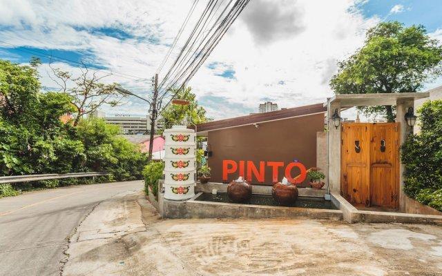 Отель Condo in Karon in Chic Condo (Unit A108) вид на фасад