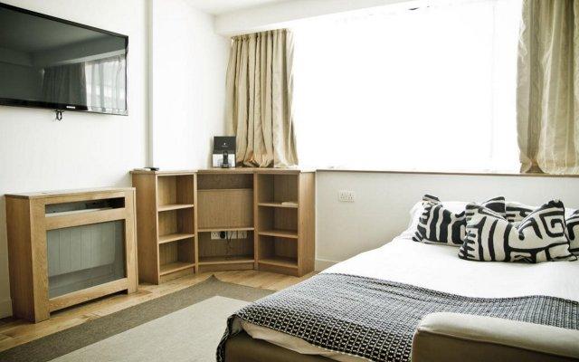 Отель Presidential Serviced Apartments Marylebone Великобритания, Лондон - отзывы, цены и фото номеров - забронировать отель Presidential Serviced Apartments Marylebone онлайн комната для гостей