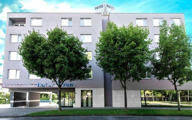 Hotel Jarun вид на фасад